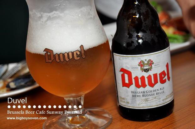 Brussels Beer Garden Sunway Pyramid 6