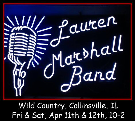 Lauren Marshall Band 4-11, 4-12-14