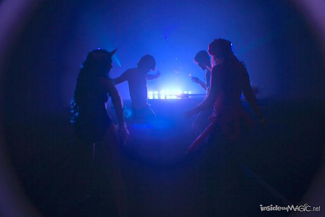 Cosmos party at MegaCon 2014