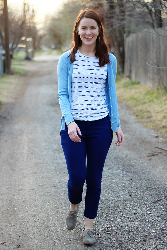 blue-pants-blue-sweater-patterned-shirt5