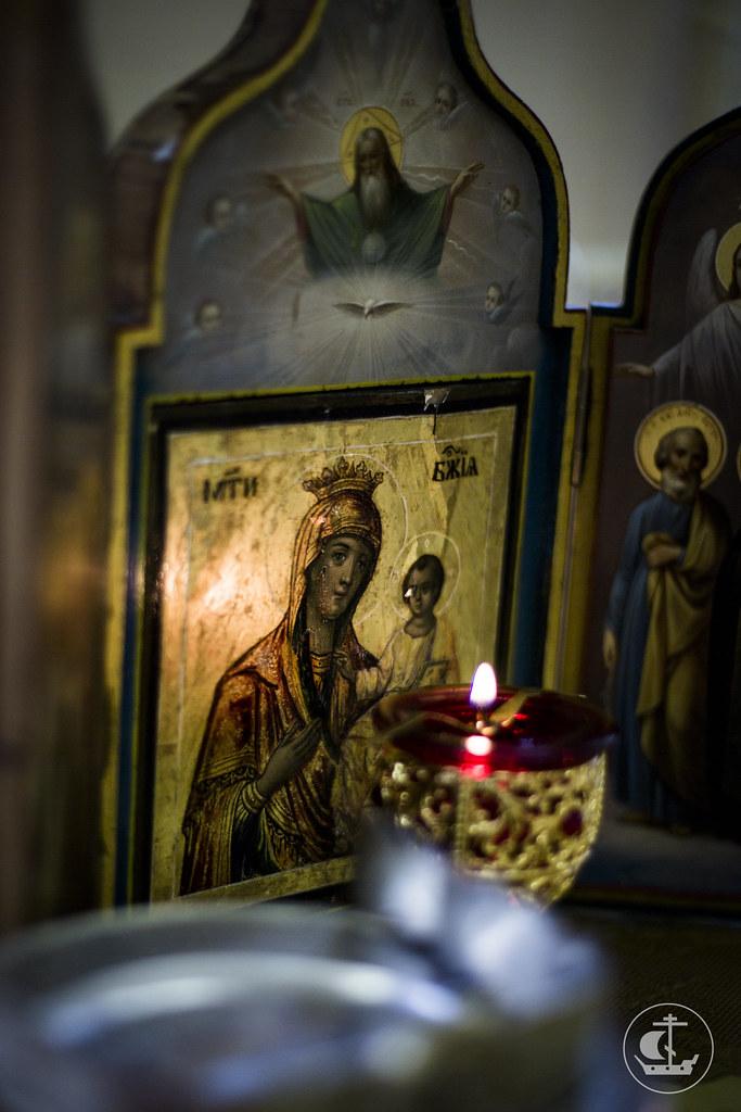 5-6 апреля 2014, Богослужения Недели 5-ой Великого поста, память прп. Марии Египетской / 5-6 April 2014, Services of the 5th Sunday of Great Lent, Commemoration of Mary of Egypt