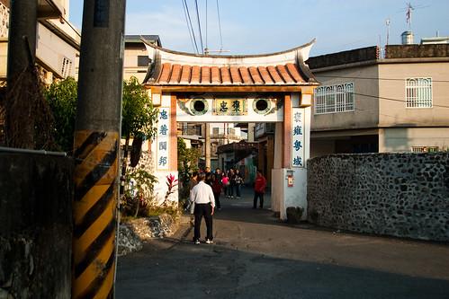 台灣傳統建築-屏東蕭家古厝9