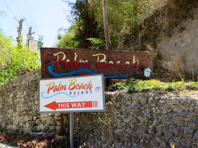 Palm Beach Resort in Laiya, Batangas. - Joei & Me