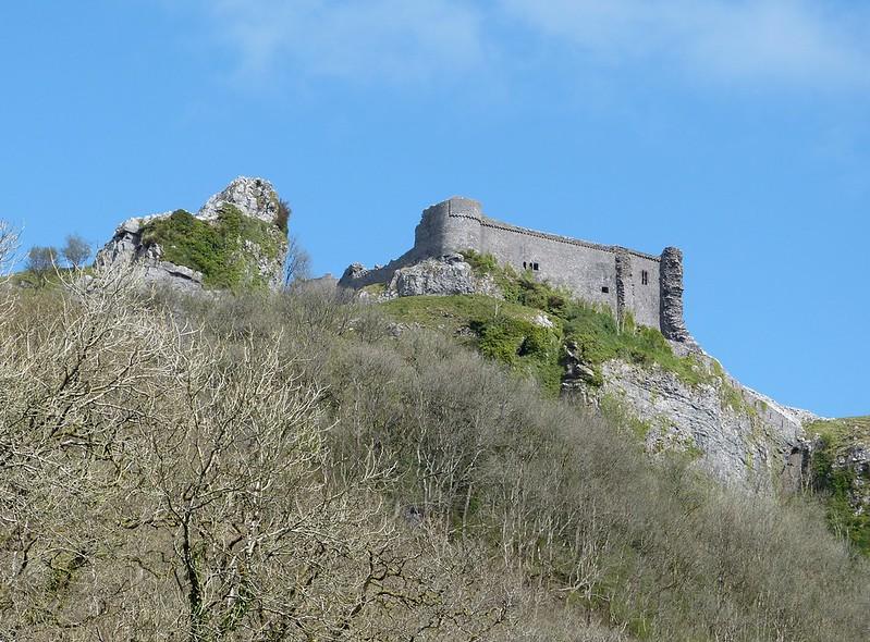 P1070431 - Carreg Cennen Castle