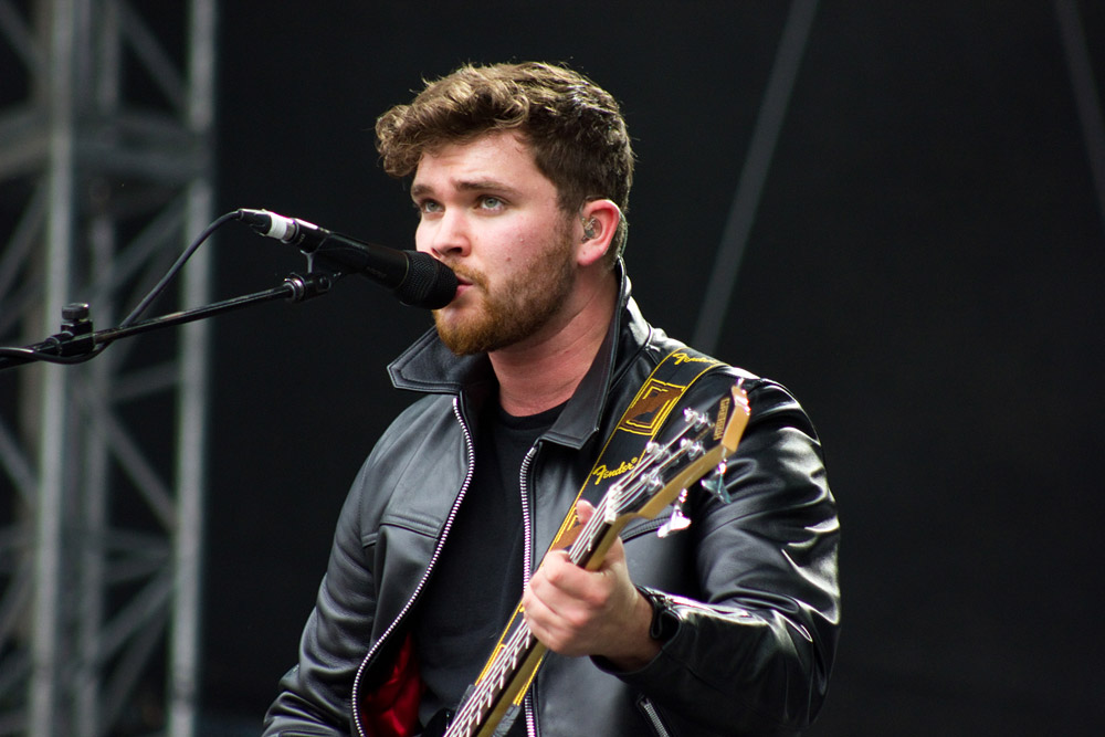 Royal Blood @ Finsbury Park, London 24/05/14