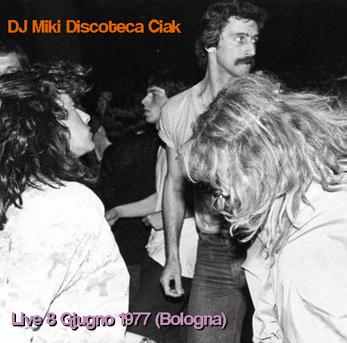 Live 8 Giugno 1977(Bologna)