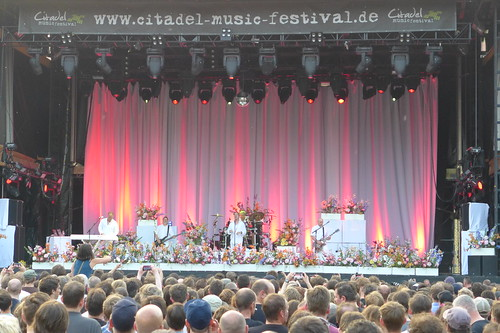 Faith No More in Zitadelle Spandau #4
