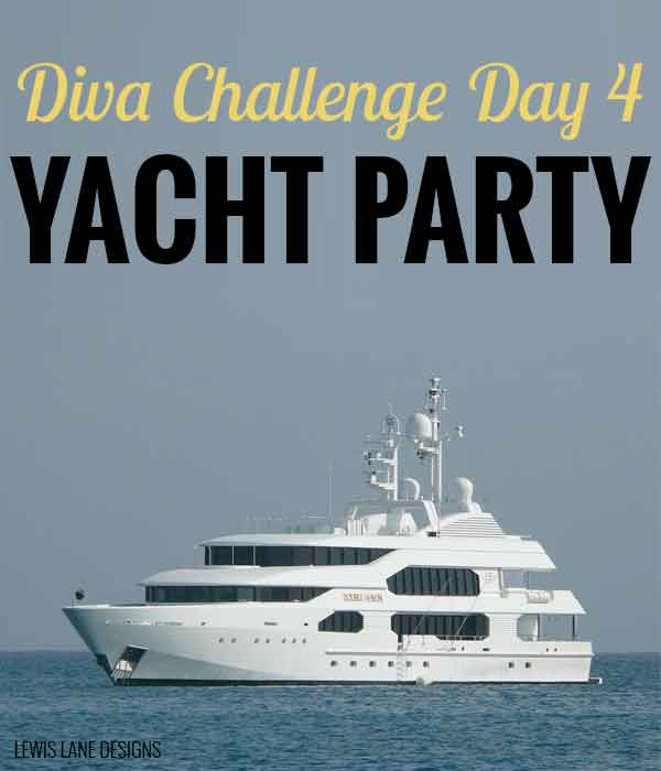 The Diva Challenge Day 4 by Lewis Lane