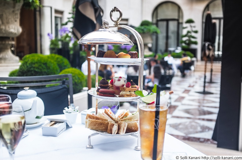 George V - Afternoon Tea