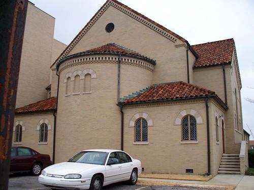 Holy Trinity Holy Cross Cathedral 307 19th St. Birmingham AL