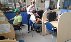 Chone cuenta con dos Infocentros con servicio gratuito para la Ciudadanía