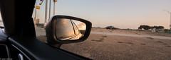 Object in mirror