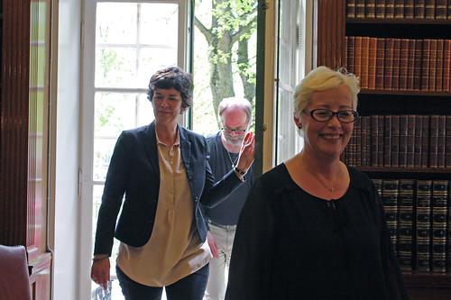 Birgitta Hjerpa, följd av Helena Persson och Bror-Tommy Sturk.