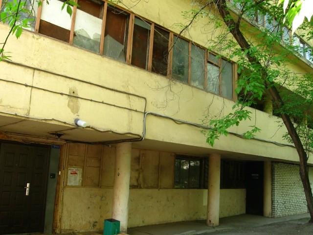 Дом Наркомфина, 1 и 2 этаж