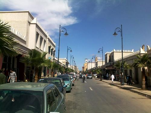 Rue Marrakech زنقة مراكش