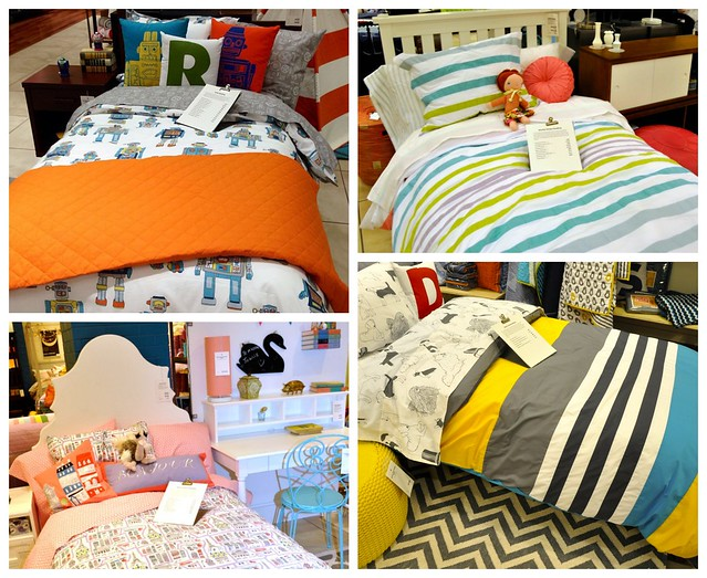 Bedding at Land of Nod