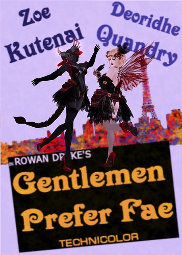 Gentlemen Prefer Fae
