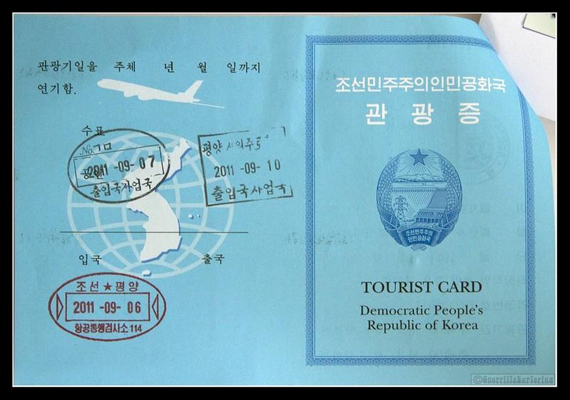 DPRK-pass