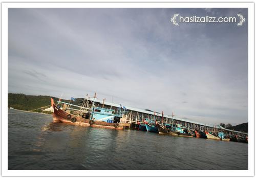 9061347745 27e0b2177b o Pemandangan di jeti teluk bahang pulau pinang