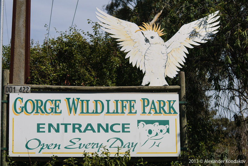 Gorge Wildlife Park