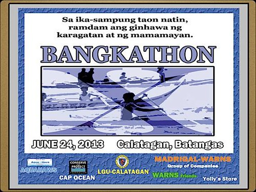 10th Calatagan Bankathon 2013
