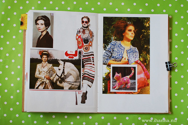 Glue Book: Style Icons of Beauty