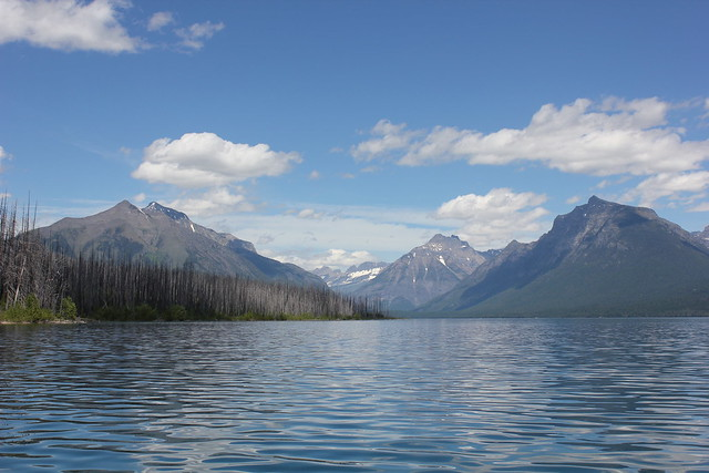 Lake McDonald, Apgar Village