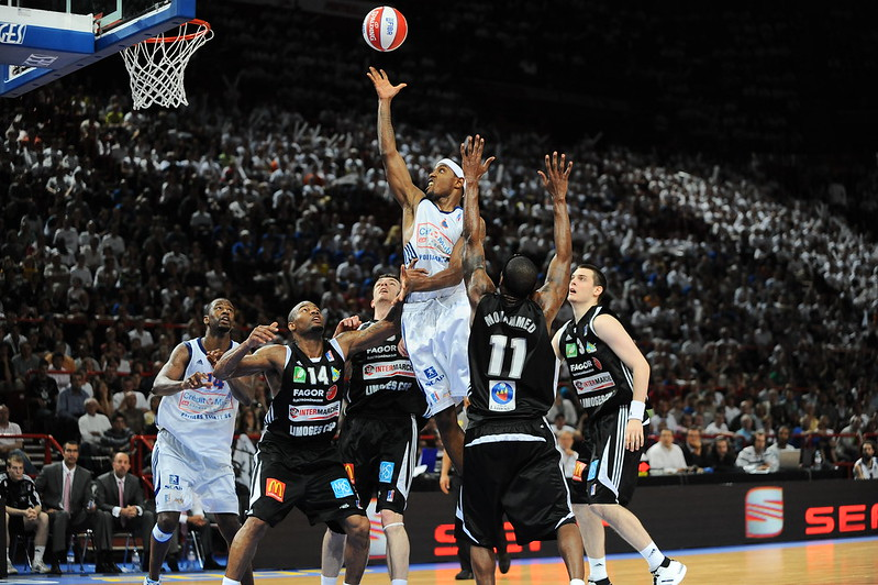 Basket, PB86 : Le retour de Rasheed Wright (2013)