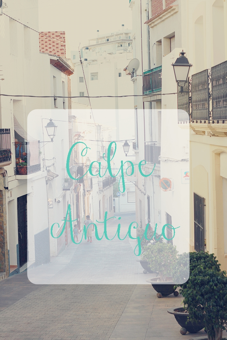 Calpe Antiguo