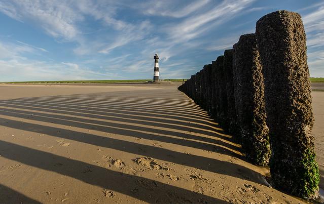 Towars the lighthouse