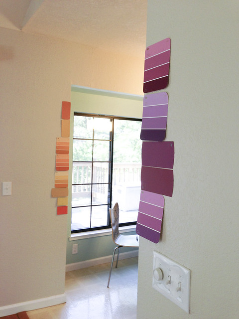 Paint Colors and DIY Projects