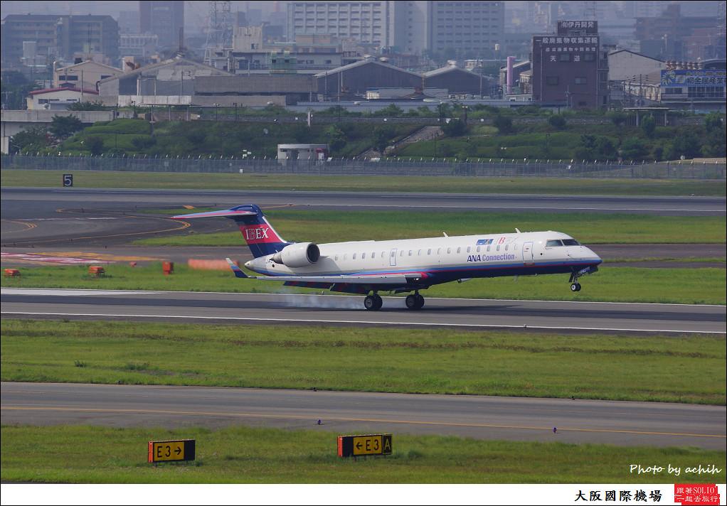 Ibex Airlines (ANA Connection)JA07RJ-004