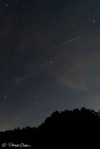 Perseid Meteor by sdowen