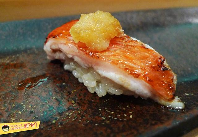 Sushi Sho - Tokyo - Kimeski