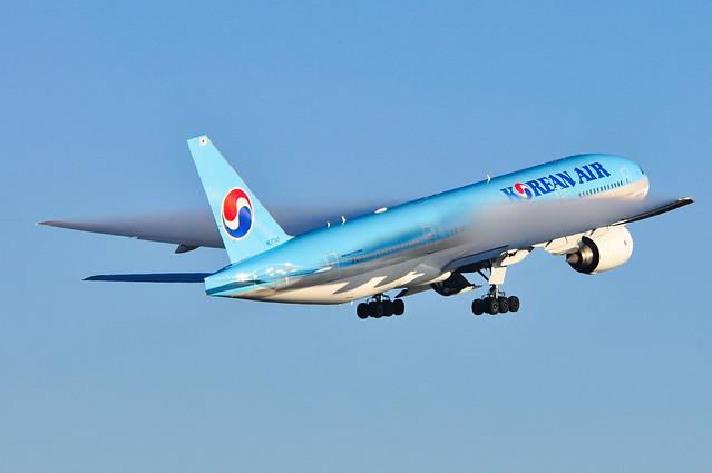 Korean Air B777-200ER