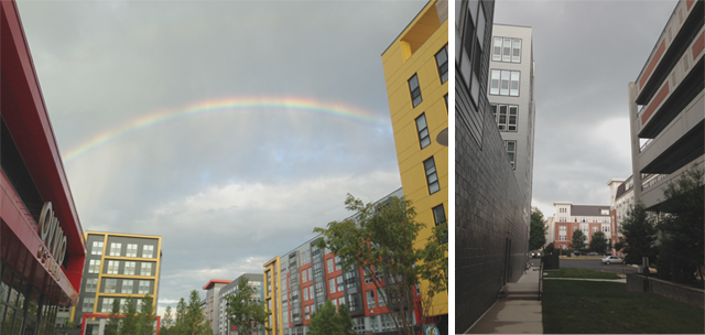 DC Weather, Northern Virginia Weather, Rainbow, Ovvio
