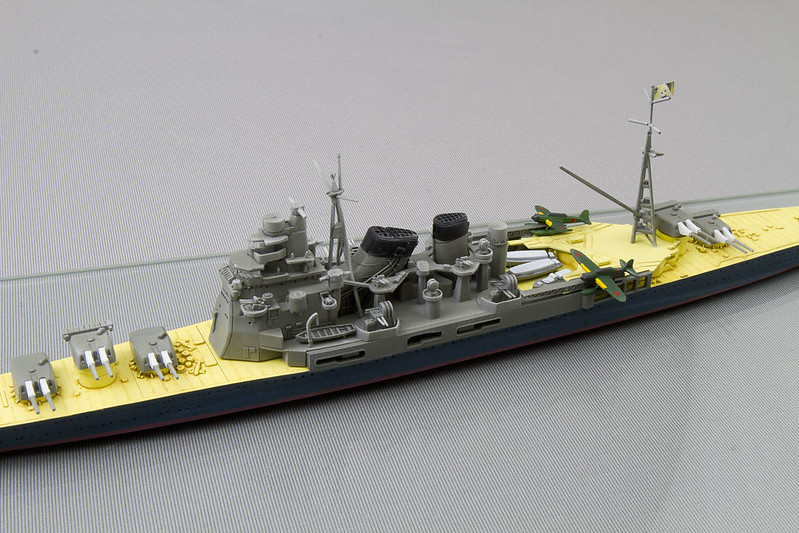 1/700 Heavy Cruiser Atago 6