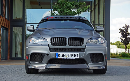 2013 BMW X6M (by Cam Shaft & PP Performance)