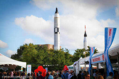 13092X World Maker Faire-93 by Robots-Dreams