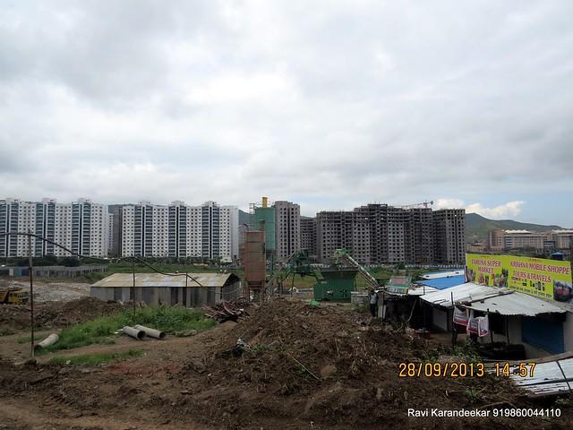Sparklet Megapolis Smart Homes 1, Sunway Megapolis Smart Homes 2 & Splendour Megapolis Smart Homes 3 - Megapolis, Hinjewadi Phase 3, Pune 411 057 on 28th & 29th September 2013