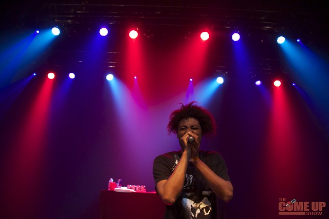 Action Bronson and Danny Brown Oct 1, 2013 Toronto