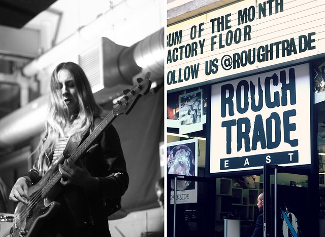Rough Trade Este Haim