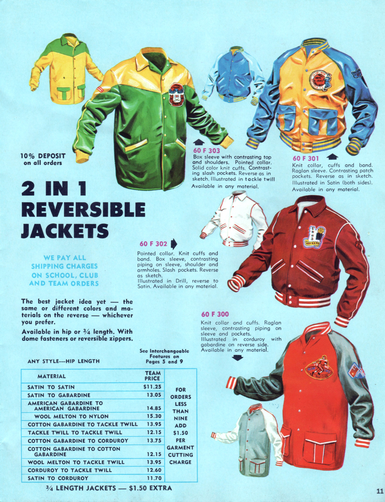 That s the end of the jacket segment of the catalog. Given how many pages  in the catalog are devoted to varsity jackets 1f70c779c
