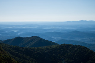 Foggy Piedmont