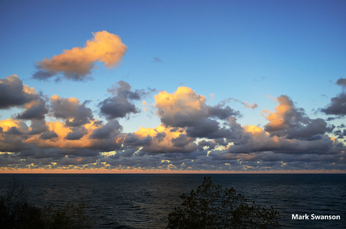 travel sky lake seascape color fall nature clouds sunrise landscape nikon waves michigan stjoseph lakemichigan greatlakes lakeshore polarizer circular d5100