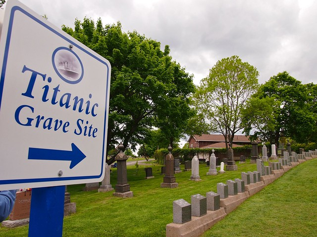 Fairview Cemetery in Halifax