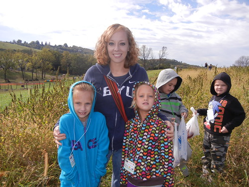 Oct 9 2013 1st grade field trip Haley Ruth Shanna
