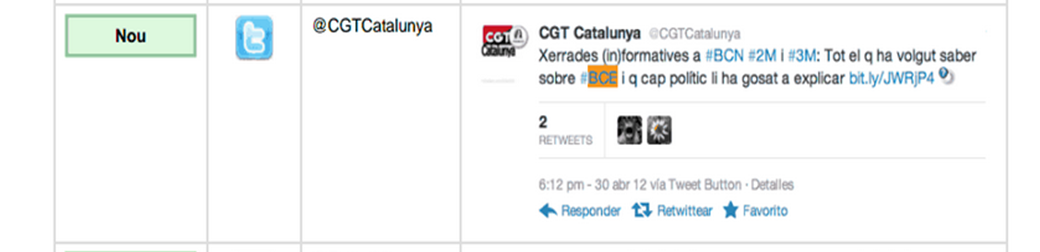 captura cgt catalunya cimera bce informe CESICAT