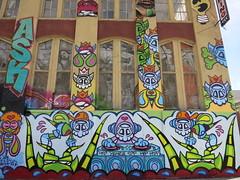 5 Pointz Mural by Kid Lew
