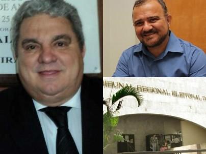 Armando, Salame e TRE do PA